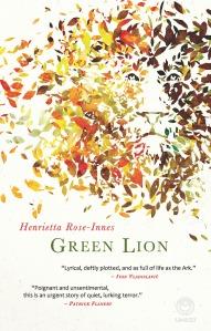 Green Lion - FINAL FRONT