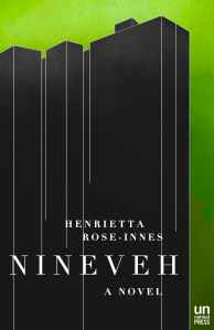 Nineveh US cover very green